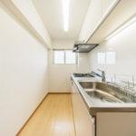 上中里団地20号号棟2041号室キッチン2