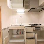 しらとり台住宅2号棟710号室キッチン