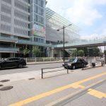 二子玉川駅付近には、高島屋をはじめ、大きな商業施設も充実しています