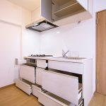 チサンマンション平塚302号室キッチン