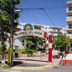 鶴川団地センター名店街、活気のある商店街です