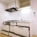 上星川団地3号棟605号室キッチン