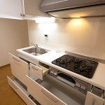 横浜ハイコーポ303号室キッチン