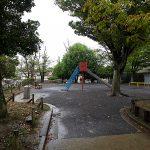 すぐ近くに公園もあって、住環境良好(周辺)