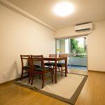 横浜ハイコーポ303号室洋室