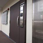 サンハイツ三渓園310号室玄関扉