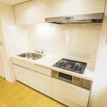 横浜コートハウス402号室キッチン