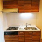 有馬東住宅3号棟105号室キッチン