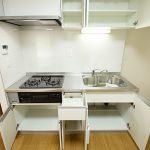 豊栄浦和常盤マンション207号室キッチン3