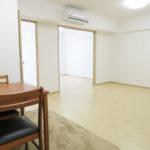 大倉山陽光ハイツ716号室リビング