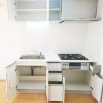 妙蓮寺コーポラス303号室キッチン4
