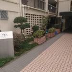 マンション入り口(外観)