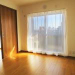 南林間セントラルマンション1号棟406号室南側6帖洋室