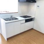 チュリス鎌倉403号室キッチン
