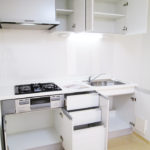 サニーハイツ大和103号室キッチン3