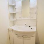 サニーハイツ大和103号室洗面化粧台2