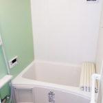 浴室もフルリフォーム済みで綺麗です(風呂)