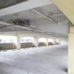 平置きタイプの駐車場