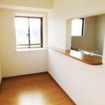 ホーユーパレス北久里浜806号室LDK出窓