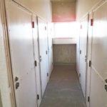 お部屋にも収納スペースが沢山ありますが、無償のトランクルームも付いています!