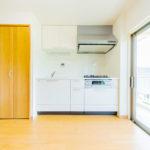 竹山団地4302号棟243号室キッチン2