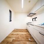 コスモ山手111号室キッチン