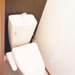 朝日生田マンション405号室トイレ