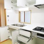 コスモ多摩南平207号室キッチン4