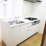調布シュロス116号室キッチン