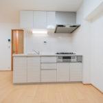 しらとり台住宅1号棟212号室キッチン