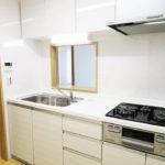 コスモ多摩南平207号室キッチン5
