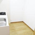 調布シュロス116号室キッチン2
