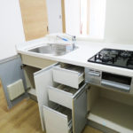 調布シュロス116号室キッチン4