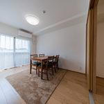 ライオンズマンション青葉台第六303号室南西側6帖洋室2