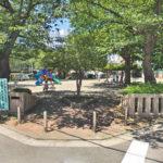 浜松町公園180m 公園も近いのでのんびりできます。