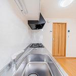 エンゼルハイム尻手第2_403号室キッチン