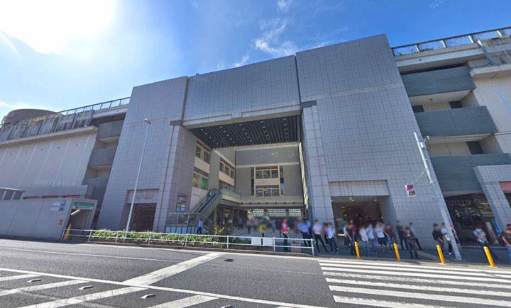 10日吉駅