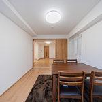 洋室は6帖の広さで使い勝手の良いお部屋です。(寝室)