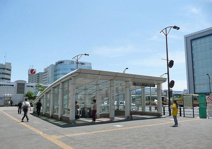 32湘南台駅