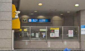 22上大岡駅2