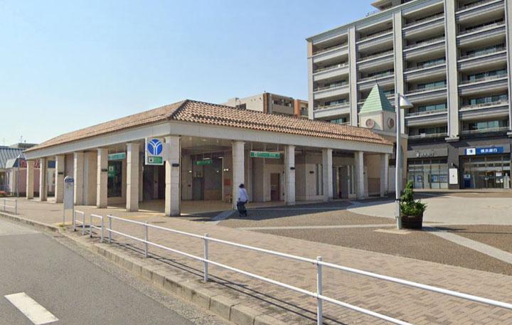 06北山田駅