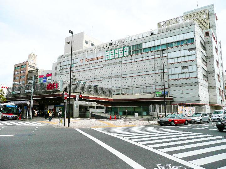 01目黒駅