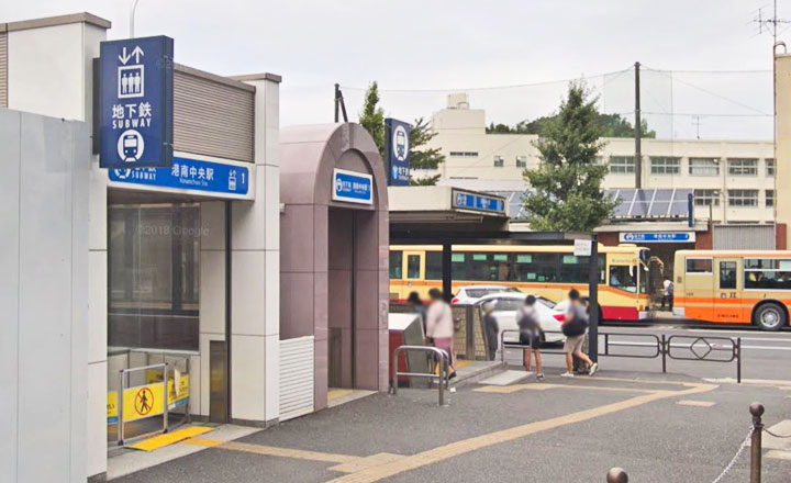 23港南中央駅