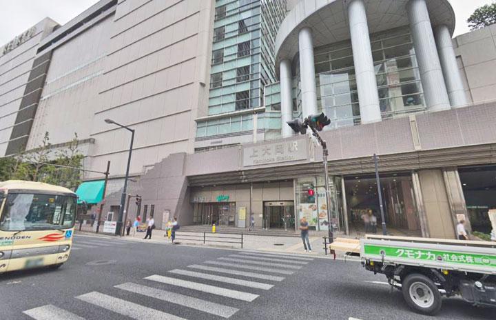 22上大岡駅