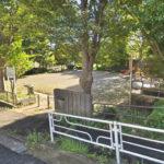 川井本町五反田公園 800m 周辺は住宅街広がりますが、自然を感じる場所もあります(周辺)