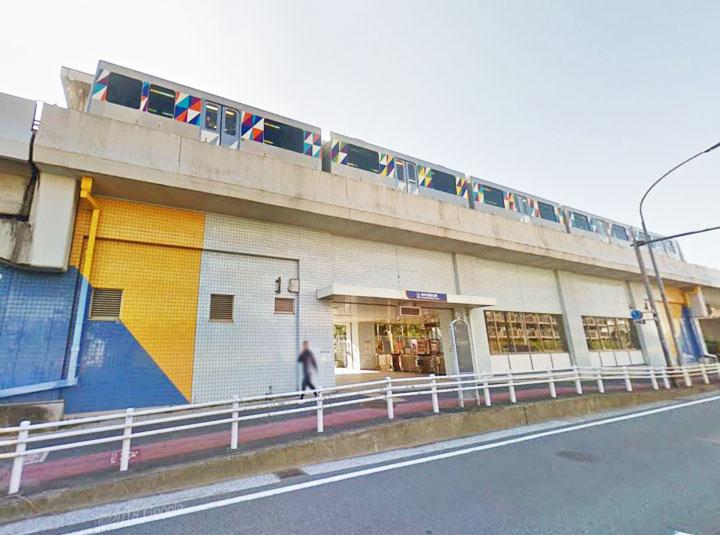 11海の公園柴口駅