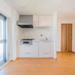 グリーンハイムいずみ野34号503号室キッチン