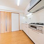 トーカンマンション藤沢六会407号室キッチン3