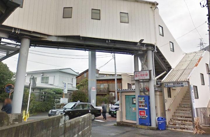 02富士見町駅