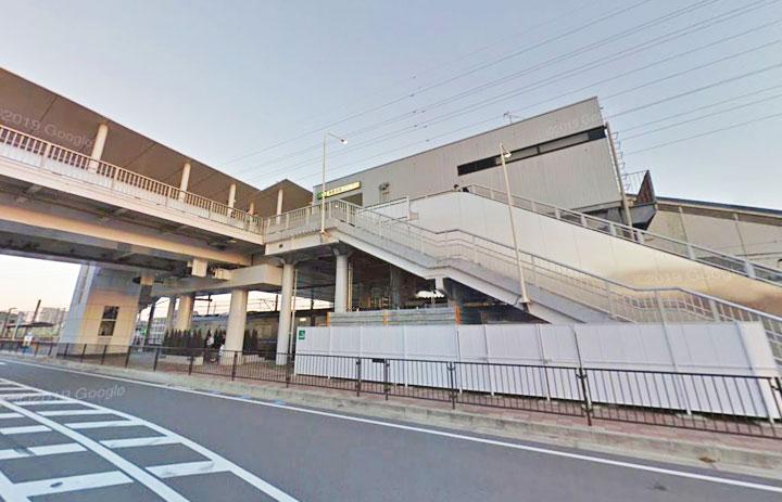 32海老名駅